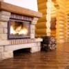 Выбираем дровяные камины для дома