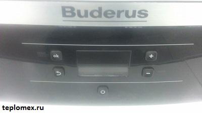buderus-logamax-display